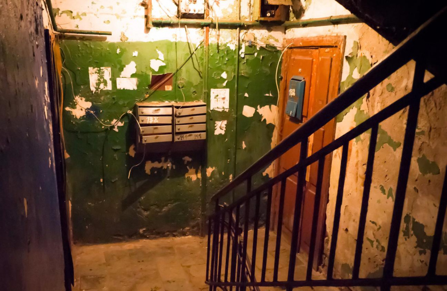 фото подъездов в старинных домах успешно