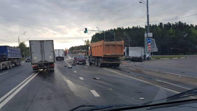 Харьков новости дтп на полтавском