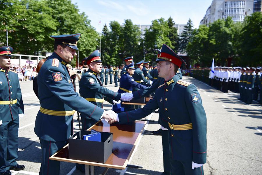 Информация о поступлении в Краснодарское высшее военное училище имени Штеменко