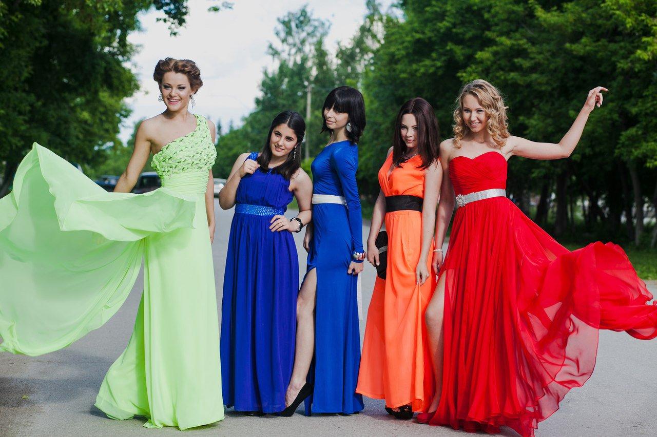 Сколько стоит платье для выпускного