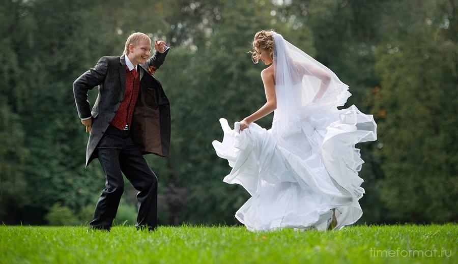 Секреты свадебной фотосъемки активно развивается